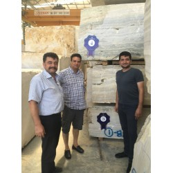 We seve AY KERDEŞLER MARBLE C.O.'s alegant marble's to Egyt's high class customers sveh as PLAZA MARBLE Keystones between Egypt andTurkey is settling.